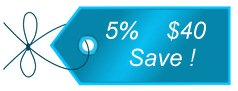 Take an additional 5% Off With Coupon Code SAVE