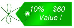 Take an additional 10% Off With Coupon Code VALUE